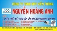 CÔNG TY TNHH MTV VIỄN THÔNG NGUYỄN HOÀNG ANH