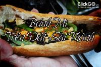 Bánh mì trên đất Sài Thành