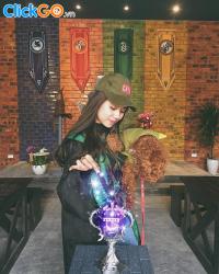 Quán Cafe Phong Cách Hary Potter Tại Lâm Đồng Đà Lạt