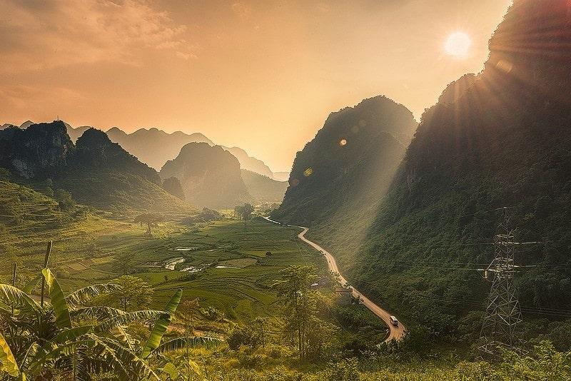 5 cung đường đèo tuyệt tác của Việt Nam