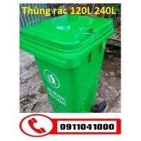 Buôn bán thùng rác công nghiệp giá rẻ gọi 0911.041.000
