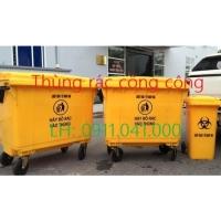 ĐỊa điểm bán thùng rác nhựa giá rẻ lh 0911.041.000