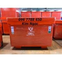 Thùng giữ lạnh công nghiệp 1200lit/800lit/350lit Lhe 0967788450