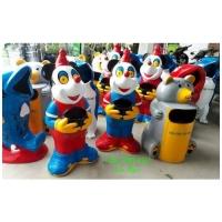 Thùng rác hình thú chim cánh cụt, gấu trúc các loại Lhe 0967788450