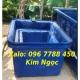 Thùng nhựa vuông nuôi cá cảnh 2000lit/500lit/1000lit Lhe 0967788450