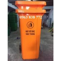 Thùng rác nhựa 120 lít | 0963 838 772