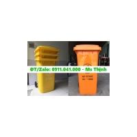 Thùng rác nhựa màu xanh lá-0911.041.000
