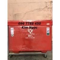 Thùng giữ lạnh công nghiệp 800 lít ướp thực phẩm Lhe 0967788450 Ngọc