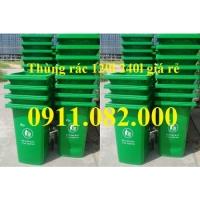 Giá rẻ thùng rác 240 lít tại hậu giang- Thùng rác 120 lít