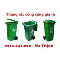 Đà Nẵng cung cấp thùng rác công cộng 120lit