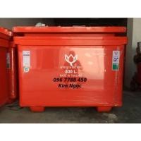 Bán rẻ thùng lạnh công nghiệp 800 lít ướp hải sản Lhe 0967788450 Ngọc