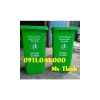 Thùng rác công cộng giải quyết ùn ứ rác lh 0911.041.000