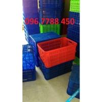 Sọt nhựa có bánh xe đựng hàng may mặc xí nghiệp LHe 0967788450 Ngọc