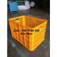 Rổ nhựa các loại đựng hàng hóa trái cây Lhe 0967788450 Ngọc