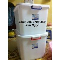 Thùng nhựa đa năng đựng đồ dùng hồ sơ Lhe 0967788450 Ngọc