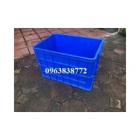 Thùng nhựa đặc 3 tấc 9 đựng hải sản   0963 838 772