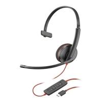Tai nghe Plantronics Blackwire C3215 USB-C