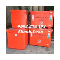 Bán thùng đá 300L, 450L giữ lạnh ướp hải sản công nghiệp./ 0963.839.593 Ms.Loan