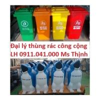 Công ty phân phối thùng rác 240l lh 0911.041.000