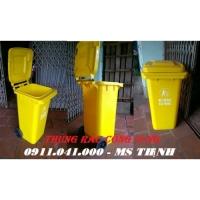 Chuyên kinh doanh thùng rác nhựa gọi 0911.041.000