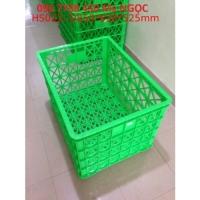 Rổ nhựa công nghiệp lớn 5bxe/8bxe/26bxe đựng hàng hóa Lhe 0967788450